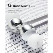 Tai nghe nhét tai LG QuadBeat 2 (Trắng)