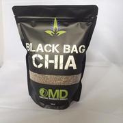 Bộ 2 gói Chia Organic Úc Black bag High In Omega 3 Absolute Organic 1kg