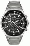 Bulova Marine Star Chronograph Mens Watch 96G56