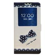 Alcatel Pixi 4 5.5 OT 5012 Case Artistry Cover Thiết Kế Quyển Sách bao da ốp lưng (Cặp đôi hoàn hảo)