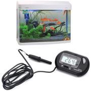 Màn hình LCD kỹ thuật số Pet bể cá máy Seafoof chống thấm nước điện tử kế TM-3