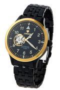 Đồng hồ nam dây kim loại J.Springs BEF005 (Đen)