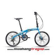 Xe đạp gấp Trinx DOLPHIN1.0 mẫu 2016