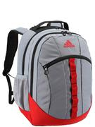 Adidas Stratton Backpack  (M) Grey/Red