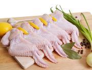 Cánh gà nguyên đông lạnh Unitek - Loại 1kg
