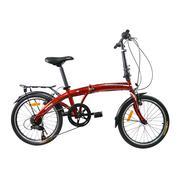 Xe đạp gấp 20 inch Fornix FB2007-ESE14 (Đỏ đô)