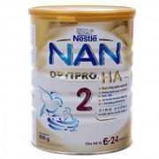 Sữa bột Nan HA  số 2 (800g)