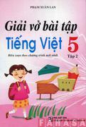 Giải Vở Bài Tập Tiếng Việt 5 - Tập 2