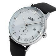Đồng hồ nam dây da Skmei 9083