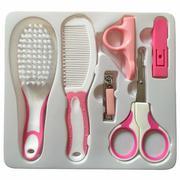 Bộ dụng cụ chăm sóc móng tay cho bé Baby Care Kit (Hồng)
