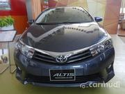 Toyota Corolla Altis '1.8 G 2017