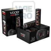 Thân máy Vgod Pro Mech (Đỏ) + Tặng 1 lọ tinh dầu New Liqua 10ml vị Quả mâm xôi + 1 pin 18650