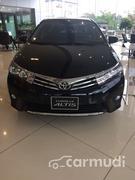 Toyota Corolla Altis  1.8MT 2017