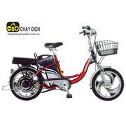 Xe đạp điện Asama ASH (Đỏ)