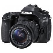 Canon EOS 80D 24.2MP với ống kính 18-55 IS STM - Hãng phân phối chính thức