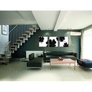 Tranh trang trí đen trắng Thế Giới Tranh Đẹp Q6D6_30V(40x40)