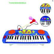Đàn Organ kèm Micro cho bé yêu