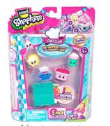Shopkins Chef Club Playset (5 Pack)