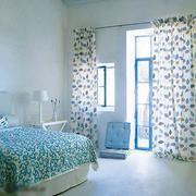 Màn vải treo cửa sổ, phòng tắm không thấm nước - 12234