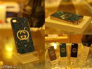 Ốp da bóng fashion iPhone4/4S