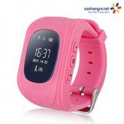 Đồng hồ định vị thông minh SmartKids - Hồng