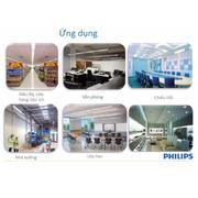 Bộ Tuýp Led Liền Máng Philips T5 BN068C Philips 7w 0,6 m (Trắng, Vàng)