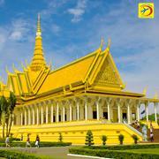 Tour Campuchia 4N3Đ -  Khám Phá Phnom Pênh – Siem Reap – Di Sản Thế Giới Angkor Wat