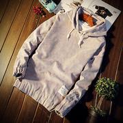 áo hoodie nam sọc đứng
