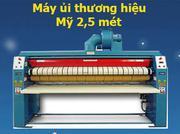 Máy ủi thương hiệu mỹ 2,5 mét