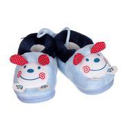 Giày tập đi bông Kumi hình thú cho bé