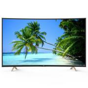 Smart Tivi LED TCL 55Inch Màn Hình Cong Full HD – Model L55P1-CF (Đen)