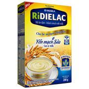 Bột ăn dặm Vinamilk Ridielac Yến Mạch Sữa, 200g