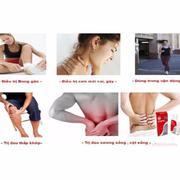 Dầu nóng xoa bóp Hàng Quốc/Massage Yuhan Antiphlamine Lotion 100ml - Hàng nhập khẩu New 100% Fullbox