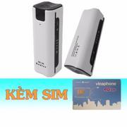 Router Wifi 3G/4G+Sim 4G Vinaphone Khuyễn Mãi 120GB/Tháng