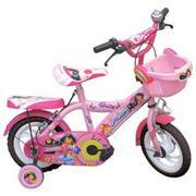 Xe đạp trẻ em 2 bánh chú Khỉ M834 cho trẻ từ 6~10 tuổi