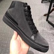 giày nam cao cổ prada 0177