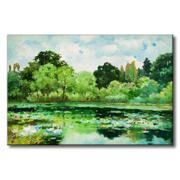 Tranh in canvas sơn dầu Thế Giới Tranh Đẹp Scenery 064