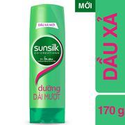 Dầu xả Sunsilk xanh lá dưỡng dài mượt 170g 67037388
