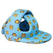 Nón bảo hiểm Babyguard Handmade - Mũ tập đi ( Màu xanh hình thú) Babyguard N2-conthu