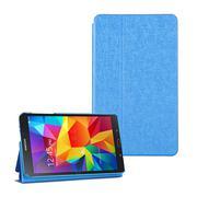 Bao da Samsung T330 Galaxy Tab 4 8.0 inch - xanh nhạt