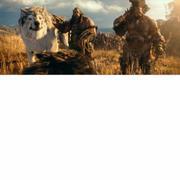 Ảnh decal bóc dán Warcraft ( 297mm x 210mm ).MotoPro