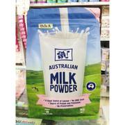 Sữa tươi dạng bột tách kem DJ&A Úc 1kg