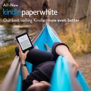 Máy đọc sách All-New Kindle PaperWhite 2017 Wifi 4GB (Đen) - Hàng nhập khẩu