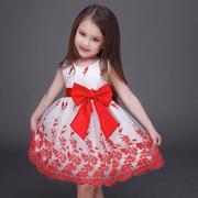 Đầm ren công chúa xinh xắn cho bé