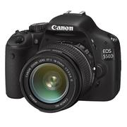 Canon EOS 550D (EF S18 55IS)
