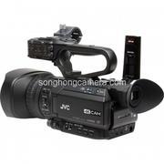 Máy quay chuyên dụng 4K Compact Handheld JVC GY-HM170U hàng chính hãng, mới 100%