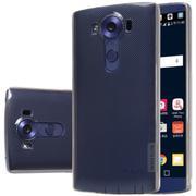 Ốp lưng silicon trong suốt Nillkin dành cho LG V10 (Trong suốt)