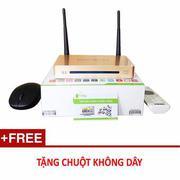 Android TV Smart Box Kiwi S1 + Tặng 1 chuột không dây e bus