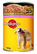 Thức Ăn Cho Chó Con Pedigree Puppy Lon 400g