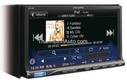 Màn hình DVD Alpine ICS - X8
